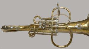 Unikátní hudební nástroj – ventilová ofiklejda