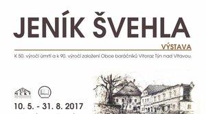 JENÍK ŠVEHLA - výstava