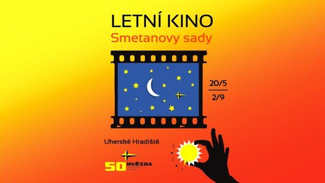 Letní kino Smetanovy sady 2017