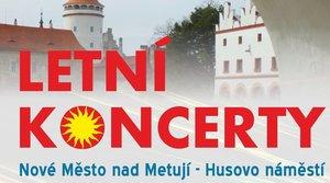 Letní koncerty Husovo náměstí - neděle 16:00