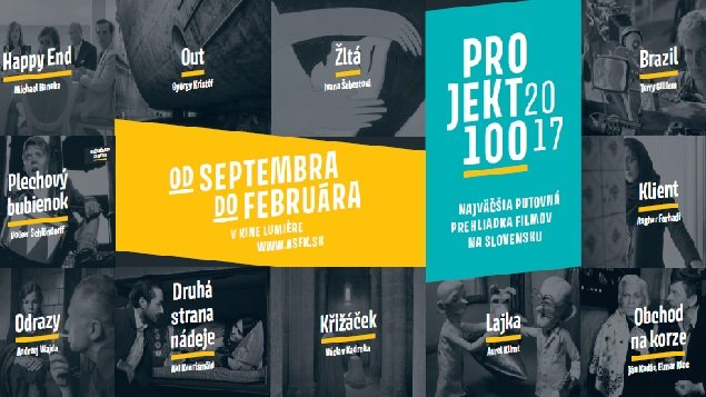 Projekt 100 - 2017