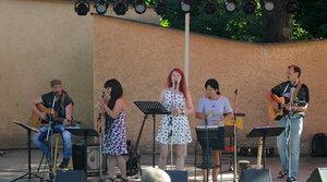 Fotoreportáž - středeční koncerty