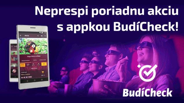 Checkuj program Tvojho kina v mobile!