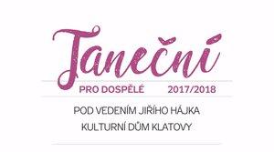 Taneční pro dospělé /JARO 2018