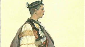 História folklórnej skupiny