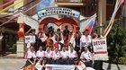 FOLKLÓRNY SÚBOR DETVA NA MEDZINÁRODNOM FOLKLÓRNOM FESTIVALE BÜYÜKÇEKMECE – ISTANBUL TURECKO