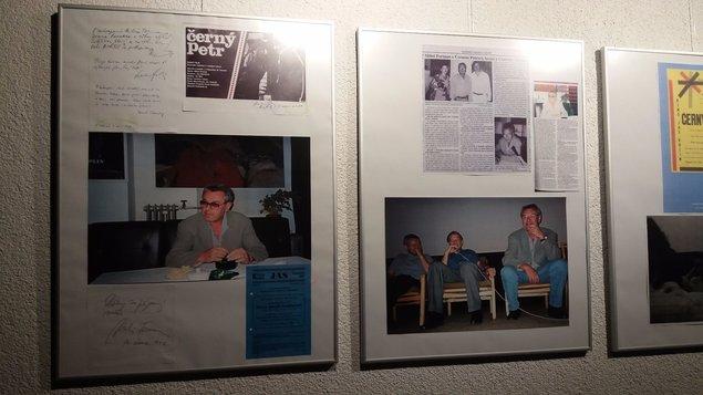 Formanův Černý Petr - výstava fotografií a dobových informací z natáčení filmu