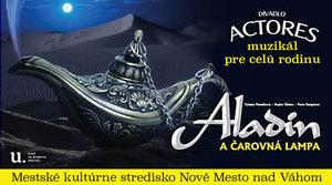 24. 10. Aladin a čarovná lampa