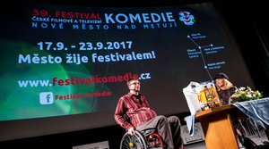 Festival komedie 2017 - 21. 9. festivalový čtvrtek