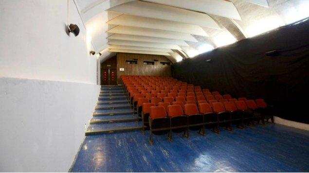 Rekonštrukcia kinosály