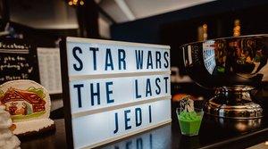 Star Wars večírek