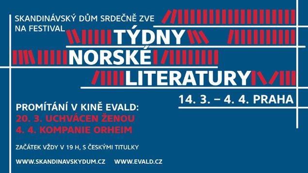 Týdny norské literatury