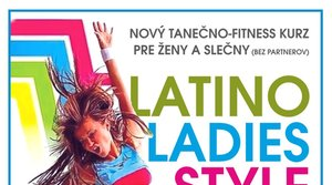 Latino fit dance