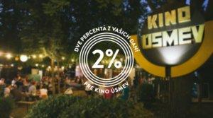 2% pre Vaše Kino!