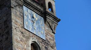 Hodiny na Černé věži