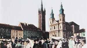 Historie Černé věže