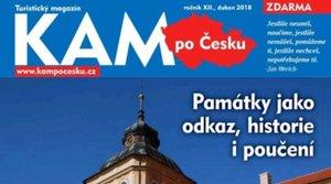 KAM PO ČESKU - duben 2018