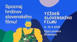 569cd8828 Týždeň slovenského filmu 2018
