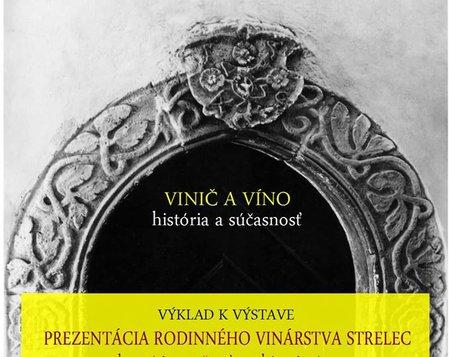 Ochutnávka vín a výklad k výstave