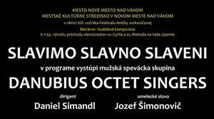 7.4.2018 SLAVIMO SLAVNO SLAVENI