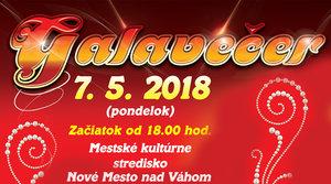 7.5.2018 GALAVEČER