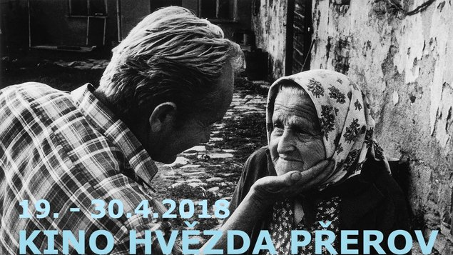 Vystavujeme v kině fotoplakáty Jindřicha Štreita