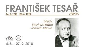 FRANTIŠEK TESAŘ - výstava