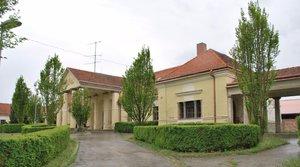 Barokový kaštieľ v Kalinčiakove