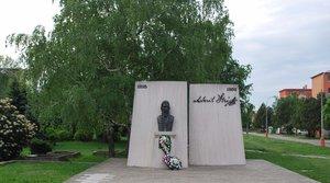 Bust of Ľudovít Štúr