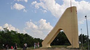 The Monument on Šiklóš