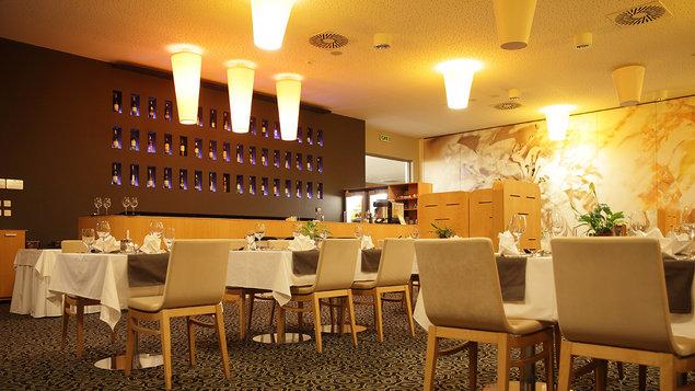 Hotel Astrum Laus - reštaurácia