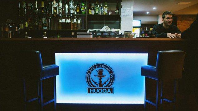 Huqqa bar & longue