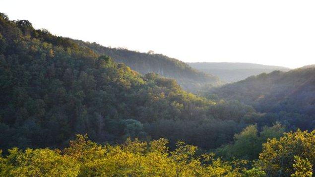 Horšianska valley