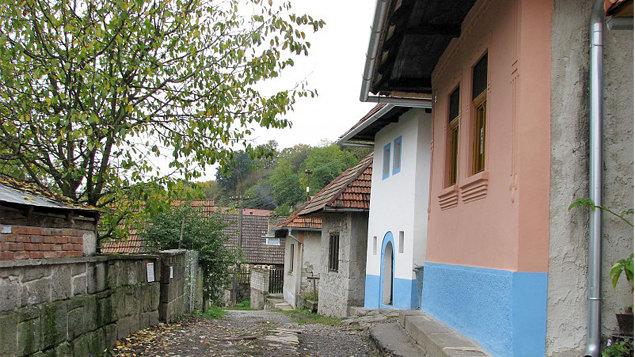 Brhlovce village