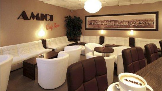 Amici Cafebar Rotunda