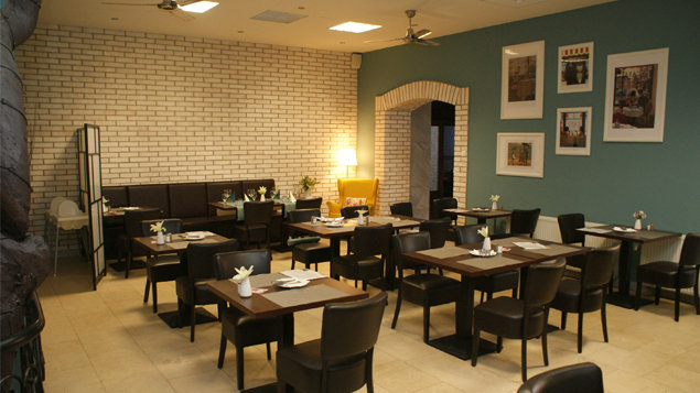 Baran restaurant - pizzeria