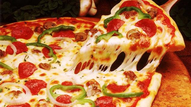 Pizza Calabria