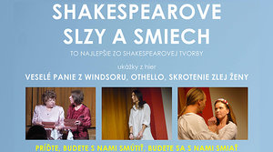 14.7.2018 Shakespearove slzy a smiech