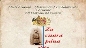 Za cisára pána alebo za Masaryka