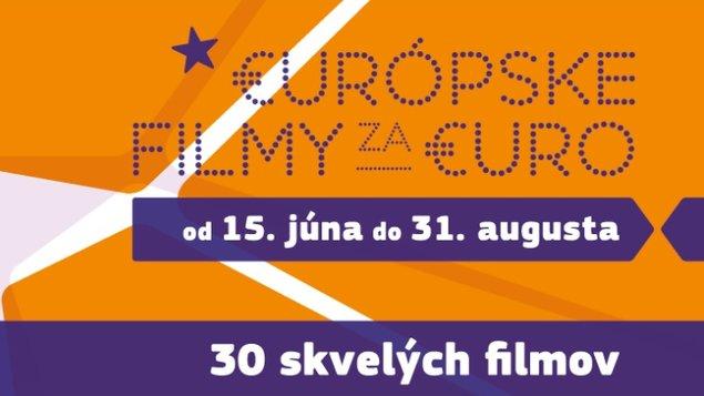 €urópske filmy za €uro 2018
