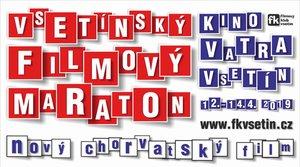 Vsetínský filmový maraton 12.-14.4. Zvýhodněné akreditace v předprodeji!