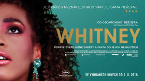Hudební dokument Whitney ve středu 22. srpna