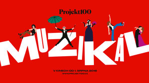 Muzikálový Projekt 100 v září v kině Vatra