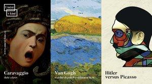 Hitler versus Picasso zahájí 2.10. cyklus dokumentů o výtvarném umění