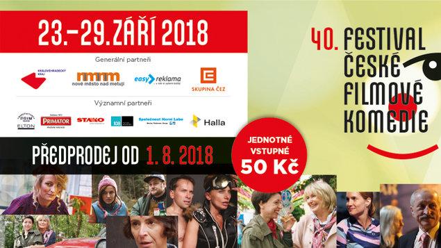 40. festival české filmové komedie