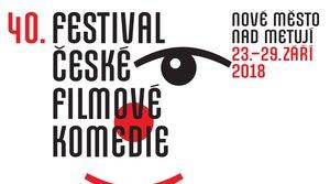 40. festival české filmové komedie 23. - 29. září 2018 FOTOGALERIE