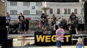 Weget rock - náměstí Míru