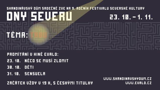 Dny Severu 2018 Praha