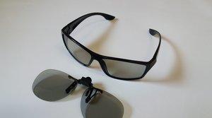 Kupte si prémiové 3D brýle