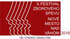 27.10.2018 X. FESTIVAL SPEVÁCKYCH ZBOROV